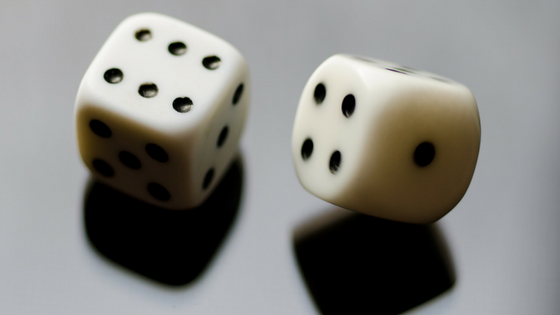 BLOG: Don't Roll the Dice Take HR Seriously