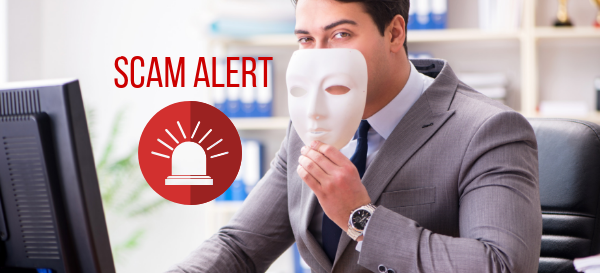 BLOG: Important Scam Warning - Scammers may be Impersonating Tax Agents